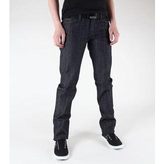 kalhoty dámské (jeansy) CIRCA - Staple Slim Jean - Indigo Dry Rinse