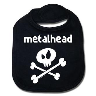 bryndák metalhead in white - black - Metal-Kids, Metal-Kids