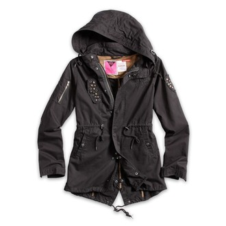 bunda dámská SURPLUS - Parka - Black - 33-3505-63