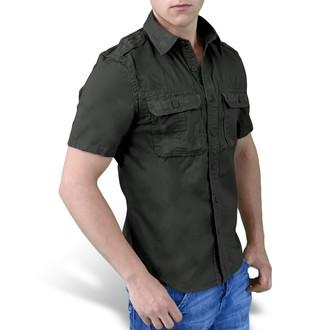 košile SURPLUS - 1/2 Vintage Shirt - Black
