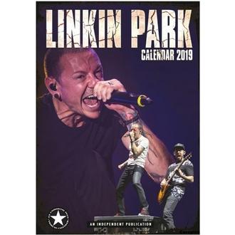 kalendář na rok 2019 - Linkin Park, NNM, Linkin Park
