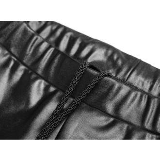 kalhoty dámské (legíny) PUNK RAVE - Slasher - WK-342 BK