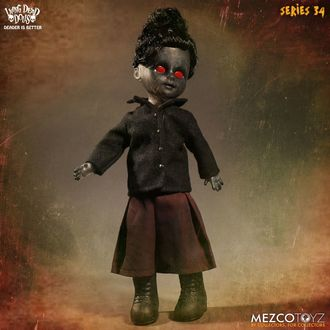 panenka Living Dead Dolls - The Time Has Come To Tell The Tale - Soot, LIVING DEAD DOLLS