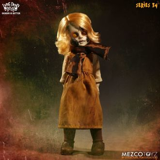 panenka Living Dead Dolls - The Time Has Come To Tell The Tale - Canary, LIVING DEAD DOLLS