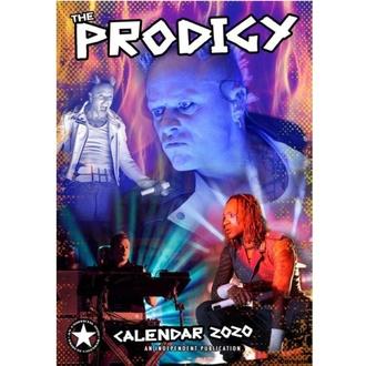 kalendář na rok 2020 - THE PRODIGY, NNM, Prodigy