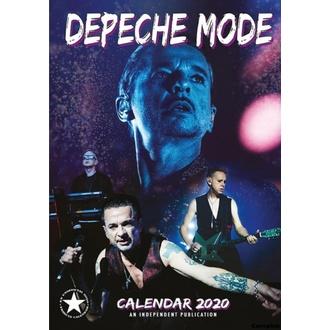 kalendář na rok 2020 - DEPECHE MODE - 2020_DRM-007