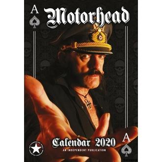kalendář na rok 2020 - Motörhead - 2020_DRM-019