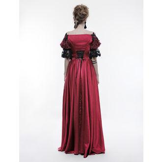 šaty dámské PUNK RAVE - Ruby Gothic, PUNK RAVE