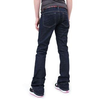 kalhoty dámské (jeansy) ETNIES - Booted
