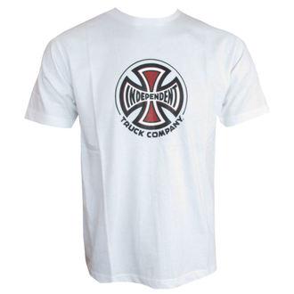tričko pánské INDEPENDENT - Men's T-Shirt S/S Tees - Truck Company - INATEE-952 WHITE