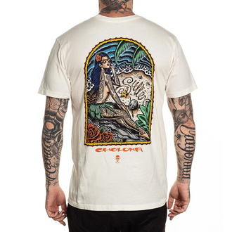 tričko pánské SULLEN - CHOLOHA BEACH - WHITE - SCM3842_WH