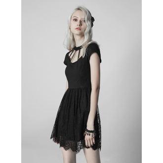 šaty dámské PUNK RAVE - Alluria - OPQ-385 BK