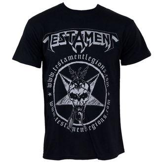 tričko pánské Testament - Legions - ST0495, RAZAMATAZ, Testament