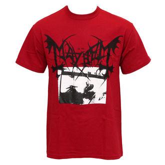 tričko pánské Mayhem - Deathcrush - ST1066 - RAZAMATAZ