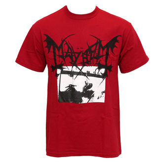 tričko pánské Mayhem - Deathcrush - ST1066, RAZAMATAZ, Mayhem