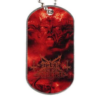 obojek 'psí známka' Dark Funeral - Angelus Exuro pro Eternus, RAZAMATAZ, Dark Funeral