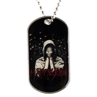 obojek 'psí známka'  My Dying Bride - My Body A Funeral - RAZAMATAZ, RAZAMATAZ, My Dying Bride