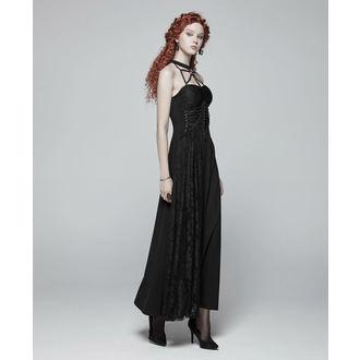 šaty dámské PUNK RAVE - Antagonism - OQ-395 BK
