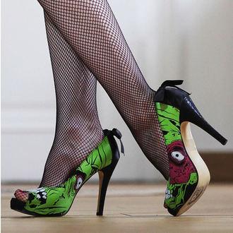 boty dámské (střevíce) IRON FIST - Zombie Stomper Platform, IRON FIST