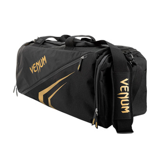 taška Venum - Trainer Lite Evo Sports - Black/Gold, VENUM