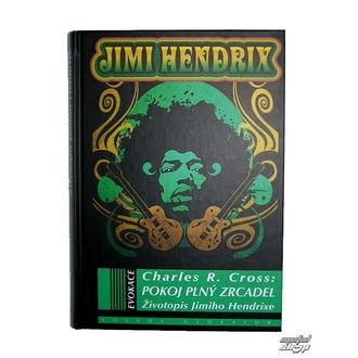 kniha Jimi Hendrix Pokoj plný zrcadel, autor:Charles R.  - KOS023