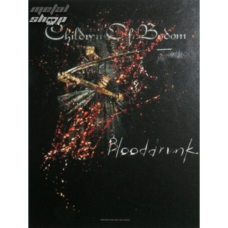 vlajka Children of Bodom - Blooddrunk - HFL0944