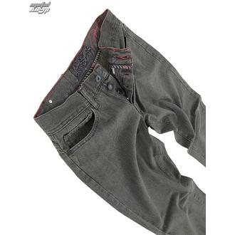 kalhoty pánské (jeansy) SPITFIRE - TRJLL MDL T DG - šedá