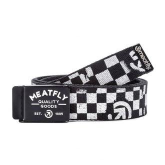 pásek MEATFLY - SIREN B - 1/27/55 - Black/White, MEATFLY