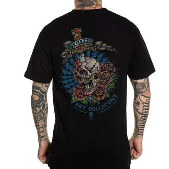 tričko pánské SULLEN - 3RD EYE - BLACK - SCM2841_BK
