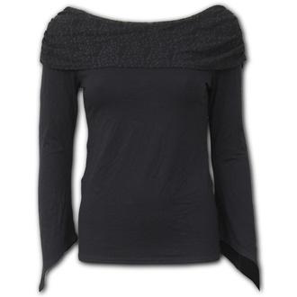 tričko dámské s dlouhým rukávem SPIRAL - GOTHIC ELEGANCE - P001F472