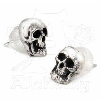 náušnice ALCHEMY GOTHIC - Death studs - E76
