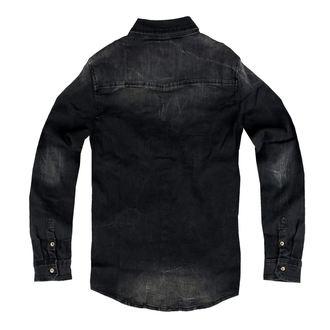košile pánská BRANDIT - Riley - Denims, BRANDIT