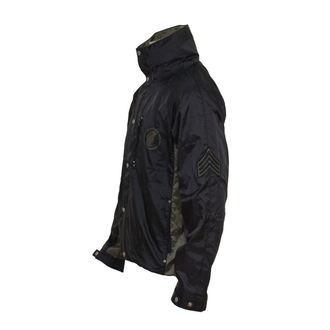 bunda pánská GRENADE - Hammer MX Jacket Motox - BLACK, GRENADE