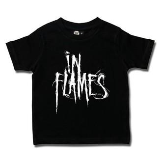 tričko dětské In Flames - Logo - Metal-Kids, Metal-Kids, In Flames