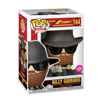 figurka ZZ Top - POP! - Billy Gibbons, POP, ZZ-Top