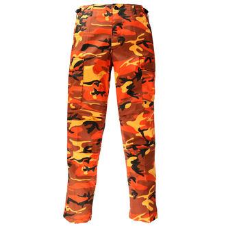 kalhoty pánské MMB - US BDU - US BDU - ORANGE - 200500_ORANGE