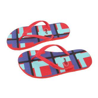 sandály dámské ETNIES - Chula 3 - CORAL