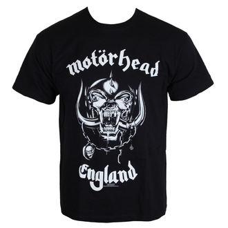 tričko pánské Motörhead - England - ROCK OFF - MHEADTEE01MB