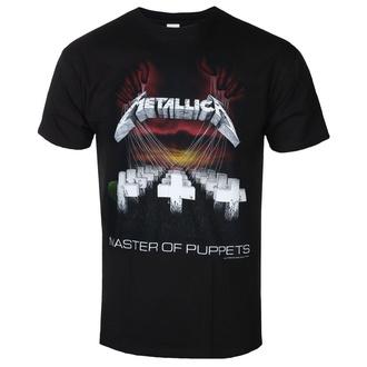 tričko pánské Metallica - Master of Puppets - RTMTLTSBMAS
