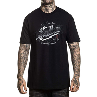 tričko pánské SULLEN - BOLTS - BLACK - SCM2411_BK