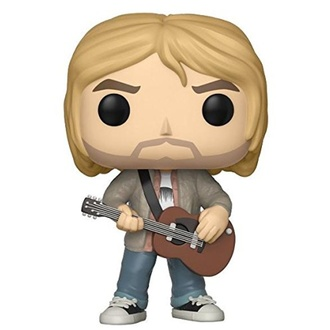figurka Nirvana - POP! - Kurt Cobain - FK26090