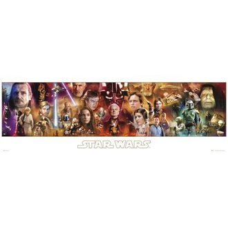 plakát Star Wars - Complete - GB posters - DP0284