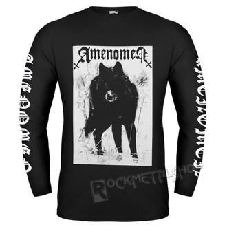 tričko pánské s dlouhým rukávem AMENOMEN - SNOW WOLF, AMENOMEN