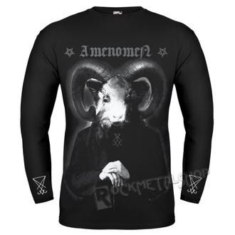 tričko pánské s dlouhým rukávem AMENOMEN - OLD GOAT - OMEN044LO
