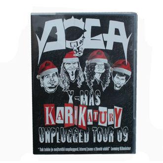 DVD Doga XMAS Unplugged Tour 2009 KARIKATURY