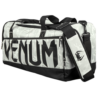 taška Venum - Sparring Sport - White/Camo, VENUM