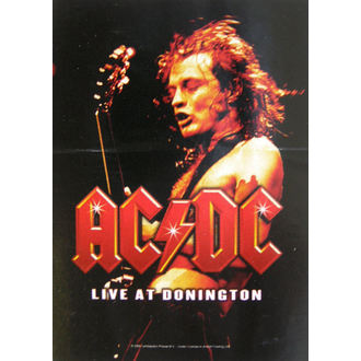 vlajka AC/DC - Live At Donington