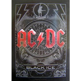 vlajka AC/DC 'Black Ice' HFL 0979, HEART ROCK, AC-DC