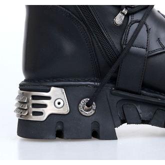 Boty New rock - Cross Boots (403-S1) Black