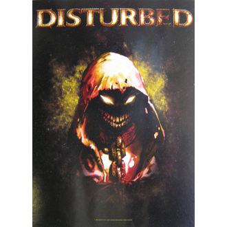 vlajka Disturbed - Character